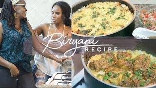 How to Make Kenyan Chicken Biryani ft My Mom!