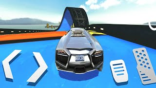 CAR STUNT RACES MEGA RAMPS - New Vehicle Unlocked - Android Gameplay Walkthrough Part 1