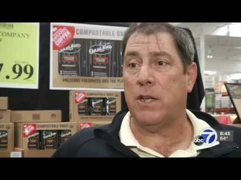 GreenDay Coffee Costco clip