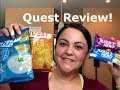 Quest Hero & Tortilla Chips Taste Test & Product Review! Ketogirl67