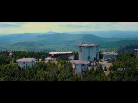 Abandoned Radar Base - East Haven, VT