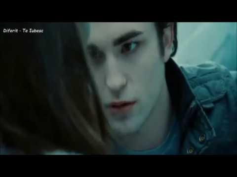 Diferit - Te Iubesc [Twilight Videoclip]