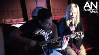 AN Sessions : Tonight Alive - What Are You So Scared Of? [Paris, France]