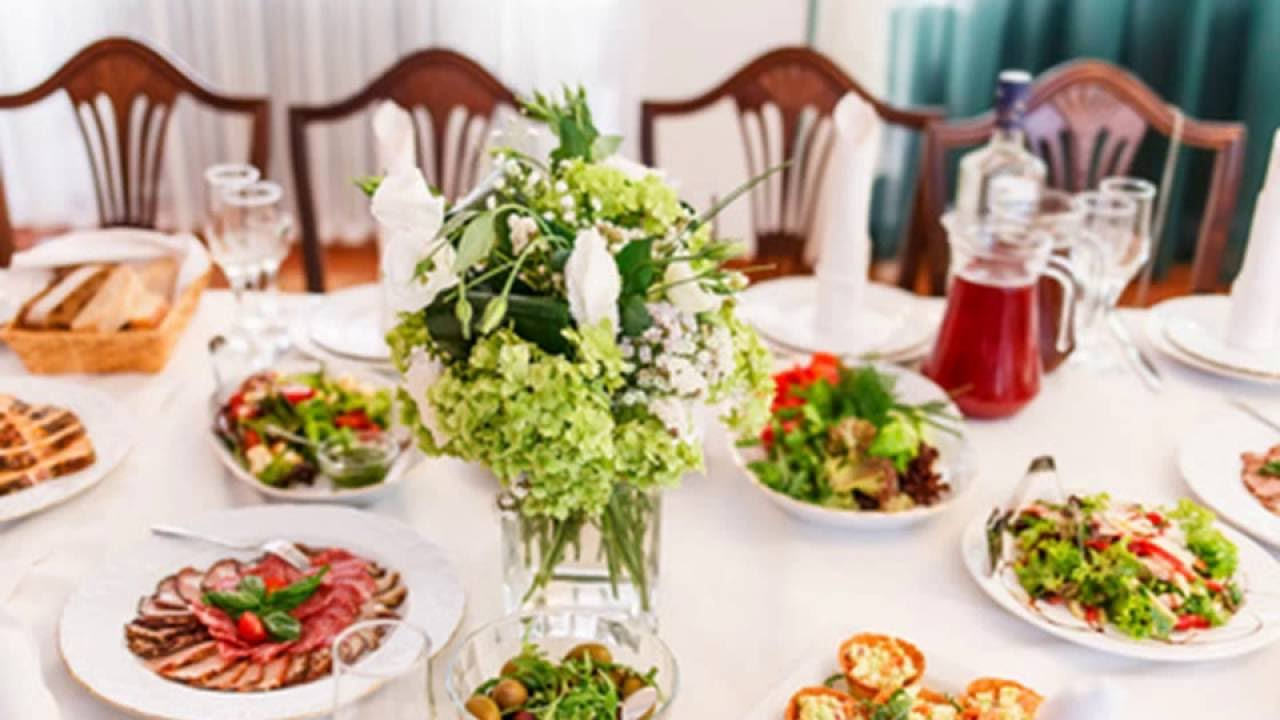 How To Throw A Wedding Reception Brunch