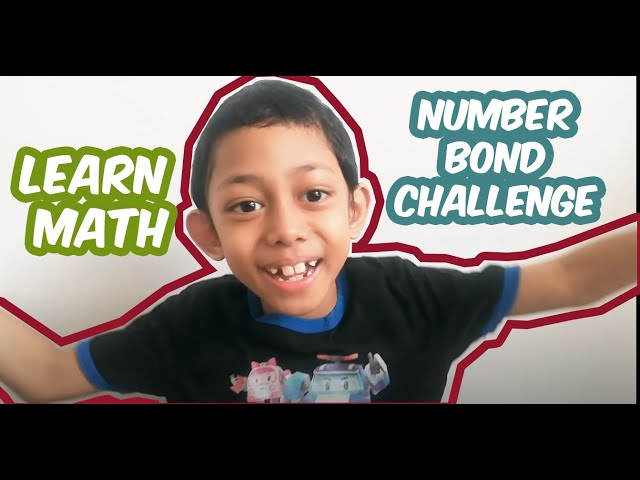 LearnMath: Number Bond Challenge with Faqeh