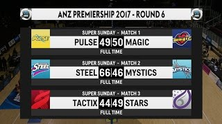 2017 anz premiership   rd6 super sunday