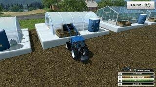 Farming Simulator 2013 sezon 2 odcinek 24 - Szklarnie