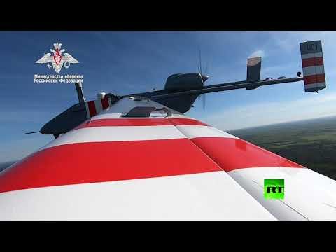 اختبار طائرة -فوربوست-أر-  المسيرة الجديدة  - نشر قبل 4 ساعة