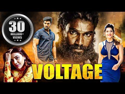 Voltage Full Hindi Dubbed Movie   South Ki Zabardast Action Movie   Bellamkonda Sreenivas, Kajal