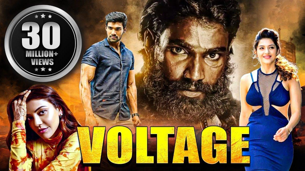 Download Voltage Full Hindi Dubbed Movie | South Ki Zabardast Action Movie | Bellamkonda Sreenivas, Kajal