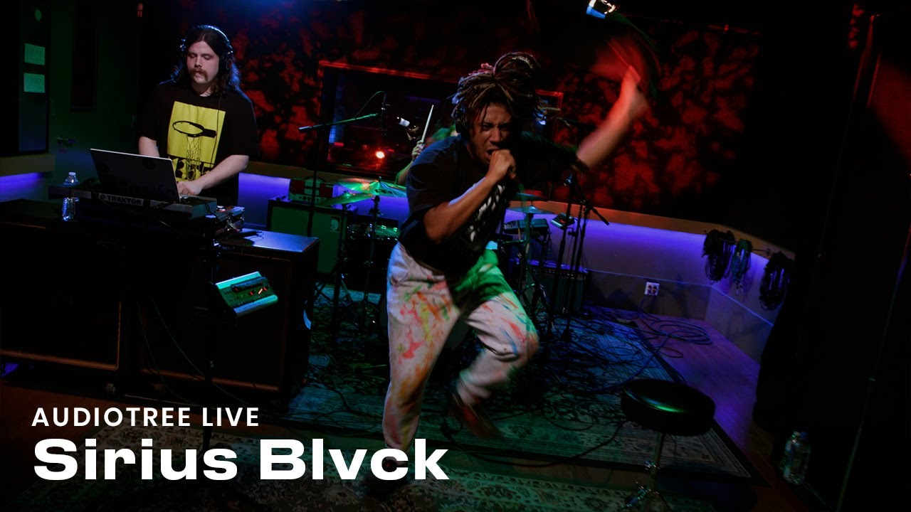 Sirius Blvck on Audiotree Live (Full Session)