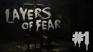 SO MUCH WINE! | Layers of Fear | Part 1