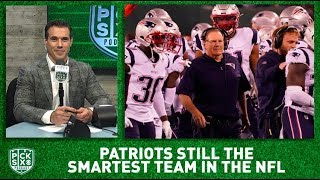 Patriots remain the SMARTEST organization in sports | Pick Six Podcast