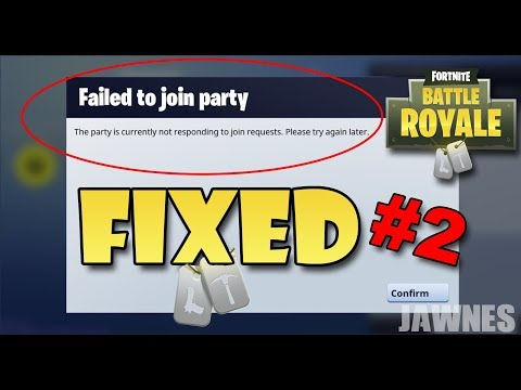 failed to connect to matchmaking service fortnite battle royale