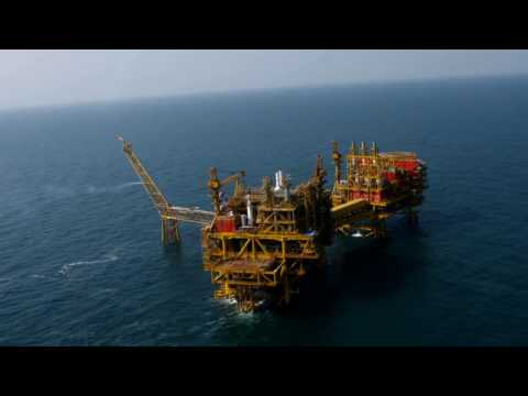 ONGC's B193 Platform - A state-of-the-art platform Mp3