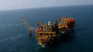 ONGC's B193 Platform - A state-of-the-art platform