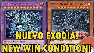 Yu-Gi-Oh! Ultimas Cartas Reveladas! - Exodia, Master of The Guard - TeamSetoX