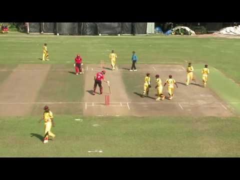 1st ODI: HKG v PNG (Part 1)