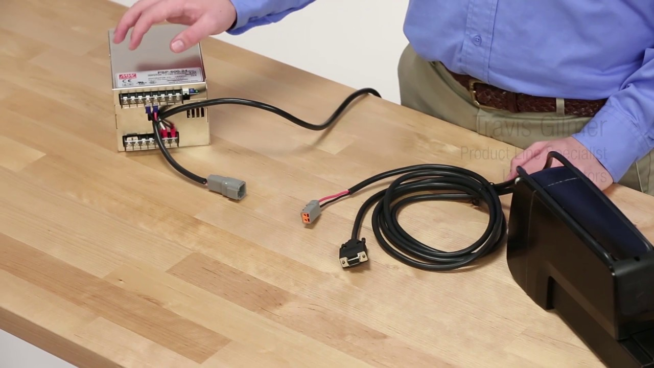 How To Size A Power Supply For Industrial Linear Actuators Ila Actuator Wiring