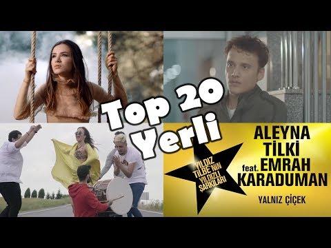 Top 20 ▪️ Türkçe Şarkı Listesi ▪️ 2 Haziran 2018