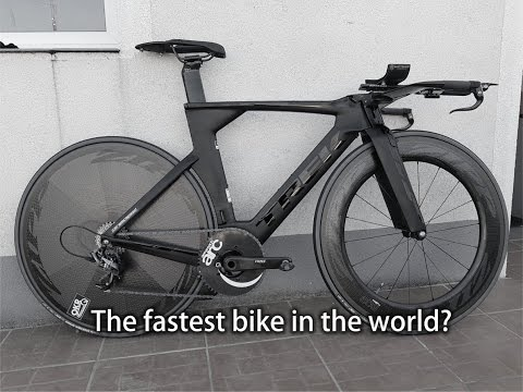 Fastest Road Bike >> The World S Fastest Tt Bike Youtube