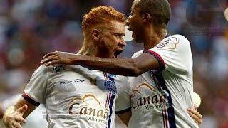 Bahia 3 x 2 Sport, Melhores Momentos - Copa do Nordeste 12/04/2015