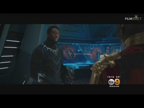 Twitter Trolls Target 'Black Panther'