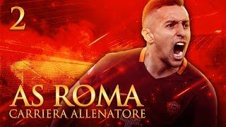 MARQUINHOS TORNA ALLA ROMA! | CARRIERA ALLENATORE AS ROMA S.2 EP.2