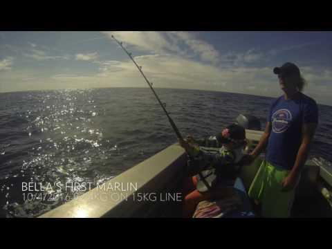 2015/2016 Tairua Fishing Highlights