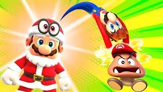 СУПЕР МАРИО ОДИССЕЙ #56 мультик игра для детей Детский летсплей на СПТВ Super Mario Odyssey Boss