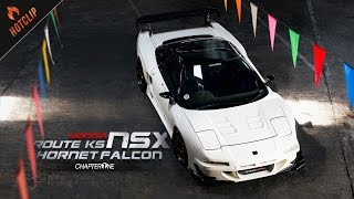 Honda NSX ของดีที่ไม่ได้หาดูง่ายๆ ในสไตล์ Route KS Hornet Falcon จาก ChapterOne By BoxzaRacing.com