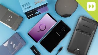 Top 5 Samsung Galaxy S9 / S9 Plus Accessories