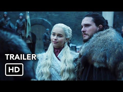 HBO 2019 Lineup Trailer (HD) Game of Thrones, Watchmen, Big Little Lies, Euphoria