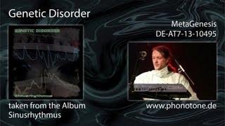 Genetic Disorder - Meta Genesis