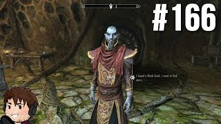 Let's Play Skyrim Special Edition Part 166 - The Mushroom Man