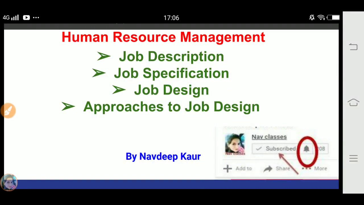 what is job design in human resource management