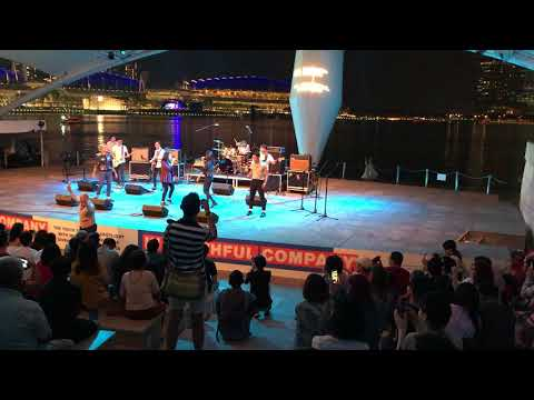Esplanade - In Youthful Company: Temasek Polytechnic Music Vox 1st Set (Current Band)