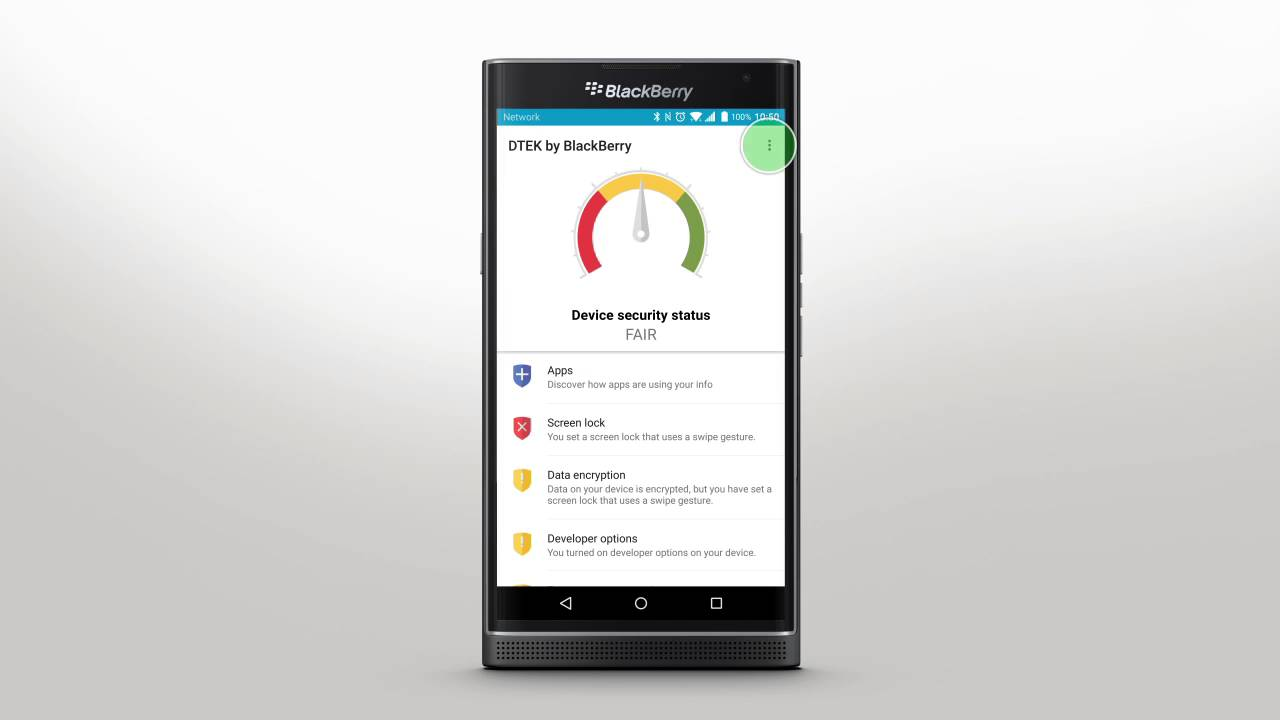 The One Reason To Get A BlackBerry In 2016: Security