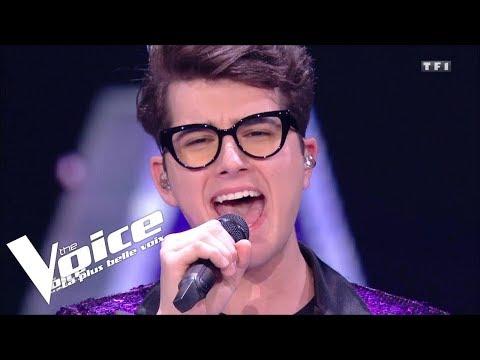 Elton John - Rocket Man | Gjon's Tears | The Voice 2019 | Live Audition