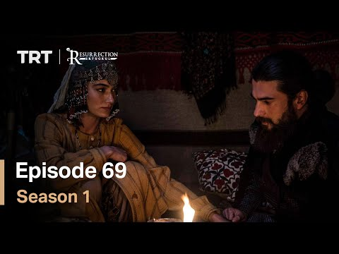 Resurrection Ertugrul Season 1 Episode 69