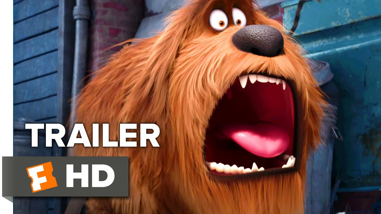 Download The Secret Life of Pets Official Trailer #1 (2016) - Kevin Hart, Jenny Slate Animated Comedy HD