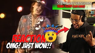 HE'S NOT HUMAN! | Rap Fan Reacts To Stevie Ray Vaughan - Texas Flood