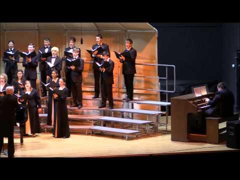 Leonard Bernstein - Chichester Psalms - Adonai Adonai