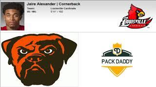 2018 NFL Mock Draft 11.2