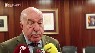 Eth Plen apròve ua mocion conjunta en favor der impuls e proteccion der aranés