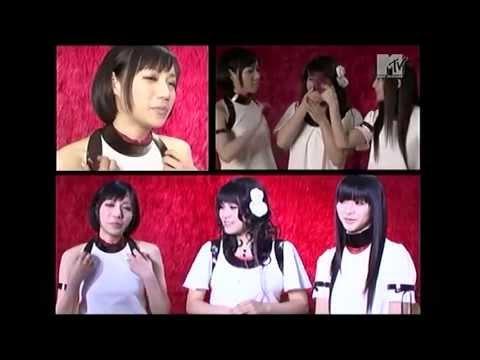 Perfume シークレットシークレット Making The Video