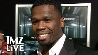 50 Cent Signs Massive 8 Figure Deal! | TMZ Live