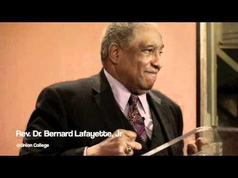 Hood Videos Ent...Presents....Rev. Dr. Bernard Lafayette, Jr (Talks about The ColorLine )