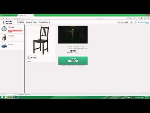 Ward's Auctions Online Bidding Tutorial