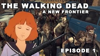 The Walking Dead a New Frontier - Episode 1 - Zombie & Chills